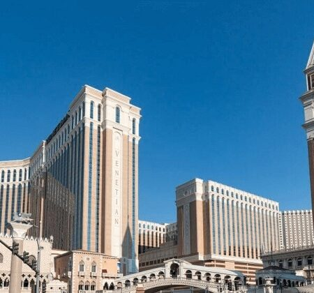 Las Vegas Sands Sells Business In Vegas